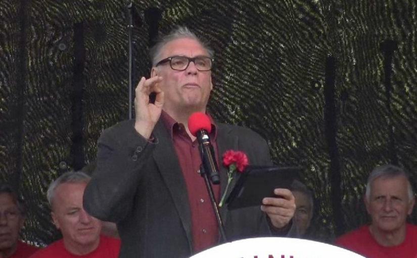 Boris Kobal, motivator proletariata