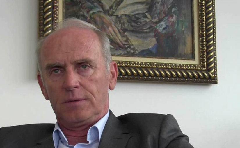 V BTC bo elektrika na zalogo, napoveduje Jože Mermal, Častni meščan Ljubljane