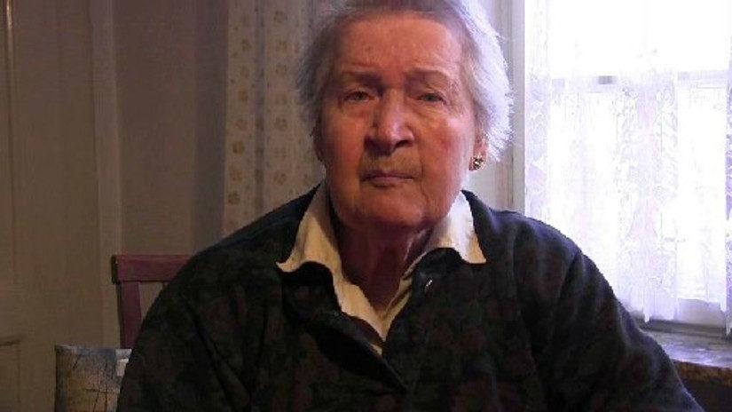 Dana Valič: Odločitev za OF in upor je dozorela hipoma