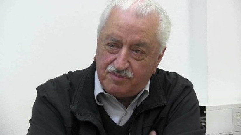 Tone Kovič: ponosen sem na Ljubljano – mesto heroj.